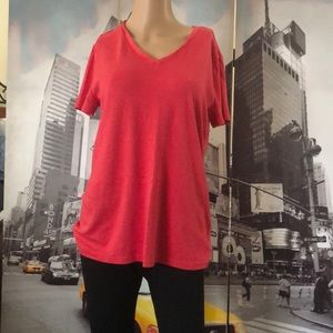 💚Faded Glory T-Shirt Red Size XL